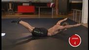 Тренирайте и бъдете здрави- упражнение за коремни плочки, 6 packs