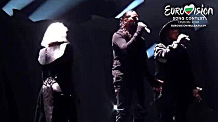 Equinox - Bones Full 2nd Rehearsal - Eurovision 2018 - Bulgaria