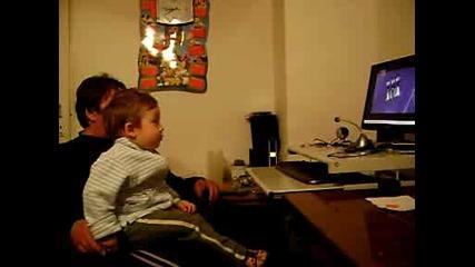 Младен С Тате Гледат И Слушат Депеш Мод