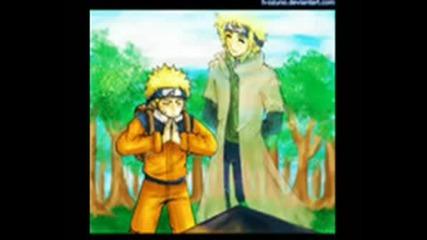 Yondaime And Kushina