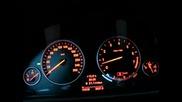Bmw 550i 2010 с скорост 0-250 ускорение