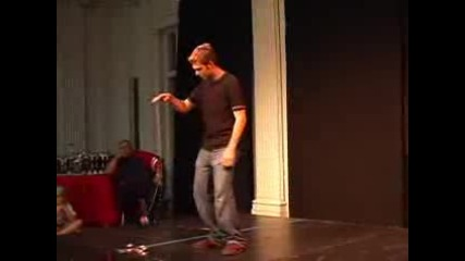 Yoyo tricks - 04 Ner 1st Andre Boulay