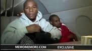 Floyd Mayweather Jr. Count's 30 Million In Cash!