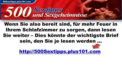 500 Sextipps und Sexgeheimnisse Erh