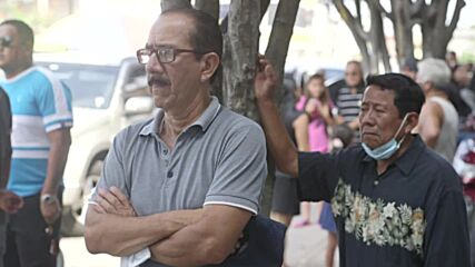 Ecuador: Locals in Guayaquil react to Olympic sprinter murder