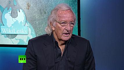 UK: Assange extradition case is 'show trial' - John Pilger *PARTNER CONTENT*