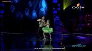 Страхотен танц в Индия Търси Талант
