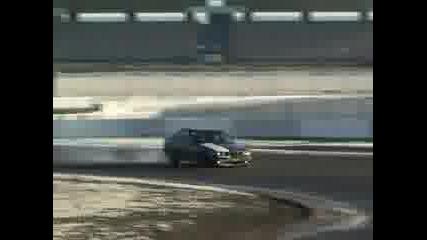 rev limiter M5 E34 Drifting
