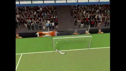 Красив гол [power Soccer]
