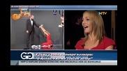 Интервю с Мерием Узерли 12.11.2014 след награждаването