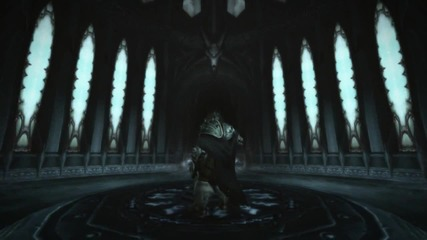 World of Warcraft Fall of the Lich King (3.3 trailer)