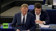 France: All sides share responsibility for Greek crisis - Tusk