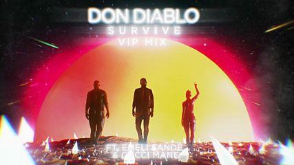 Don Diablo - Survive (Оfficial video)