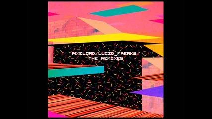 Pixelord-cartoon Friend (demokracy Rmx)