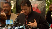 John Cusack on Controversial Chiraq Role