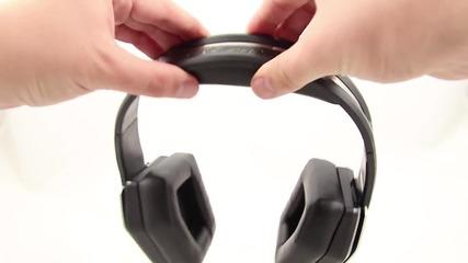 Геймърски слушалки - Среден Клас - Cooler Master Storm Pulse-R