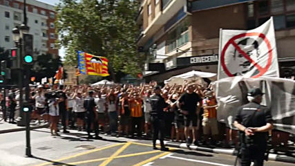 Spain: 'Peter Lim, sell and go!' - Valencia fans vent fury at club owner