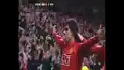 Vsi4ki Golove Na Carlos Tevez v Manchester United