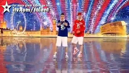 Twist and Pulse - Britain s Got Talent 2010 [hq]