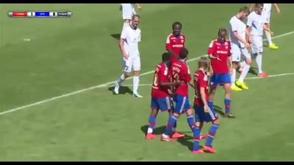 20.7 Георги Миланов с гол срещу Офк Београд