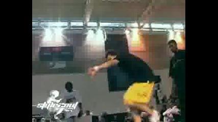 Hot Breakdance Battle