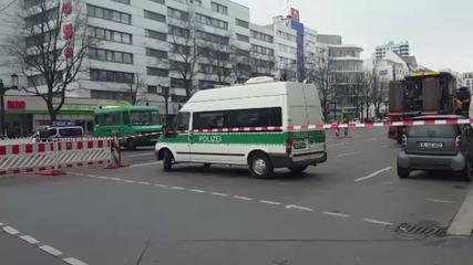 Един убит, след като кола бомба избухна в Берлин
