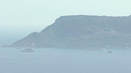 Turkey: Tensions rise as Turkish naval ship remains docked near Kas