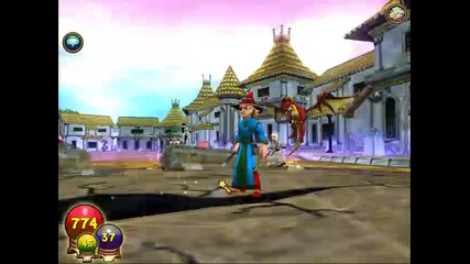wizard 101 58 lvl cards+clips