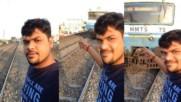 Идиот, блъснат от влак заради селфи и други безумия