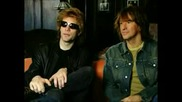 Bon Jovi - Crush Interview (1/3)