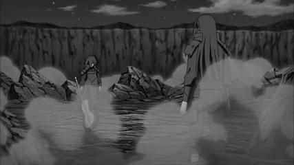 Хаширама и Мадара се разбиват в чалготеката ( Пародия )