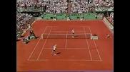 Roland Garros 2004 : Кориа - Гаудио