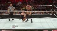 Dean Ambrose vs. Bad News Barrett: Raw, June 16, 2014