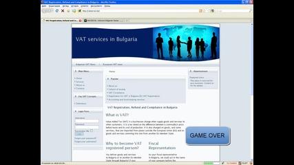 Hacking vatservice.biz / by Unknown Bulgarian Hacker