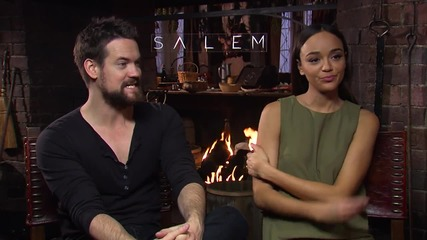 WGN America's Salem: Season 2 Secrets Revealed