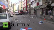 Turkey: Injuries in Adana as simultaneous explosions hit different HDC HQs