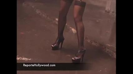 anahi - mi delirio - make off video clip :] `lilchy