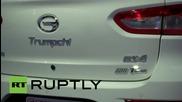 Китай: Вижте GAC Trumpchi GS4 SUV