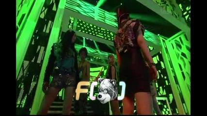 f(x)- Electric Shock Comeback Stage (17 Jun 2012)