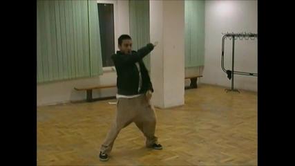 Zakary - Justin My Love (choreo 2011)
