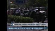 Сирийският премиер оцеля след бомбен атентат