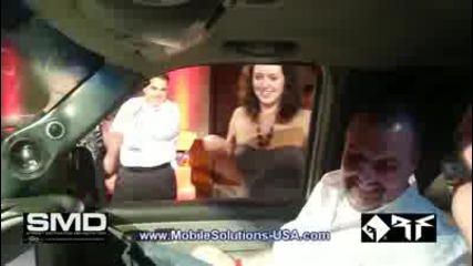 a little Michael, a little Mariah, a Lot of power - 4 18s 30, 000w - Palms Casino Ces 2010