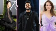 """""""Вечеряха, а след това отидоха в къщата му"""": Анджелина и The Weeknd опасно близки"""