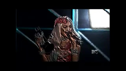 Lady Gaga - Born This Way Official Vma 2010 Version Acapella Mtv Video Music Awards 2010