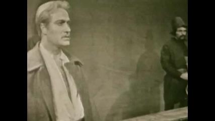 Част от разпита на Васил Левски - екранизация