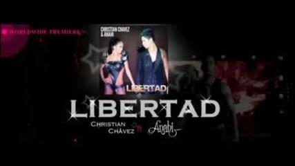 Превод ! Christian Chavez feat. Anahi - Libertad
