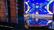 Момичета Строшиха главите на всички с изпълнението си X Factor 2014