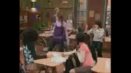 Doin The Bone Dance - Hannah Montana.avi