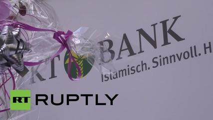 Germany: Interest-free Islamic bank Kuveyt Turk officially opens in Frankfurt