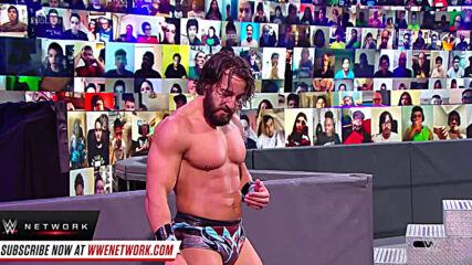 Danny Burch vs. Tony Nese: 205 Live, Sept. 18, 2020